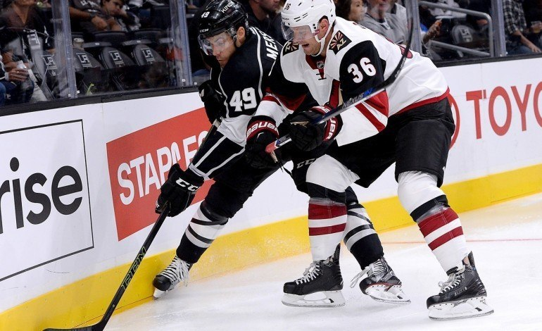 The Coyotes hold one of the best intra-divisional records in the league. (Jayne Kamin-Oncea-USA TODAY Sports)
