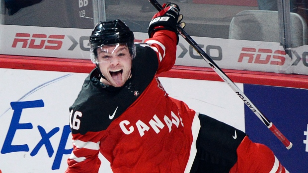Max Domi, The Canadian Press